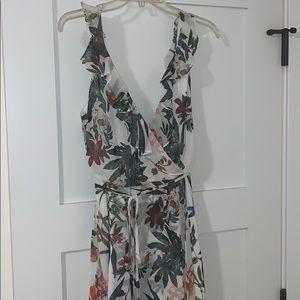 TAYLOR's floral dress